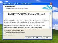 Zainstalować Openoffice