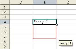 Numeracja mieszana - Openoffice Calc